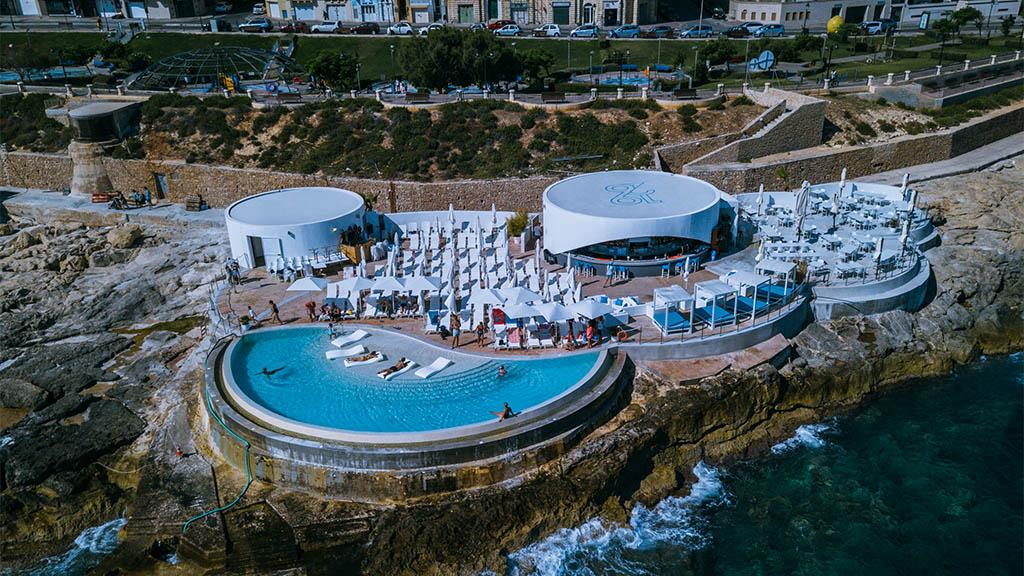 1926 Beach Club - 1926 Hotel & Spa - Sliema - Malta - Fitnessurlaub Malta - Fitnessreisen für Reiseathleten