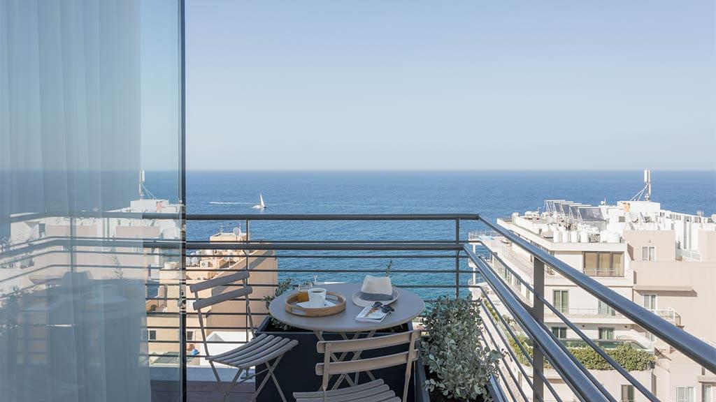 Sunny Suite - 1926 Hotel & Spa - Sliema - Malta - Fitnessurlaub Malta - Fitnessreisen für Reiseathleten