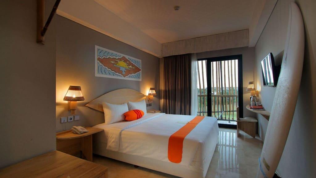 Deluxe Room - Koa D Surfer Hotel