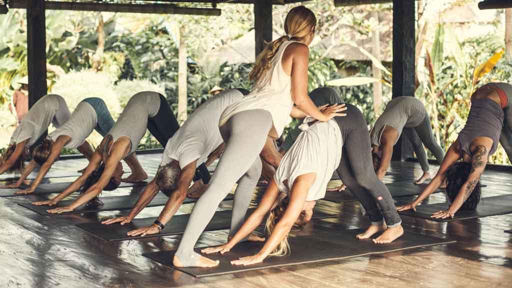 Desa Seni Yoga - Fitnessurlaub mit Reiseathleten auf Bali