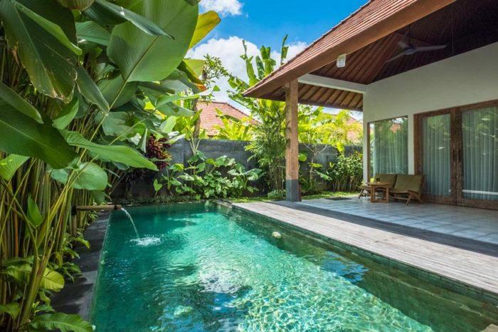 Fitness und Erholung im Purana Boutique Resort in Ubud – Fitnessurlaub auf Bali