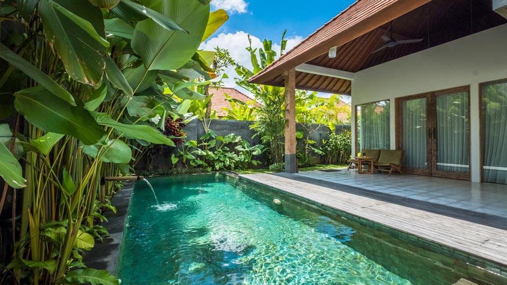 Purana Boutique Resort Bali - Fitnessreisen mit Reiseathleten