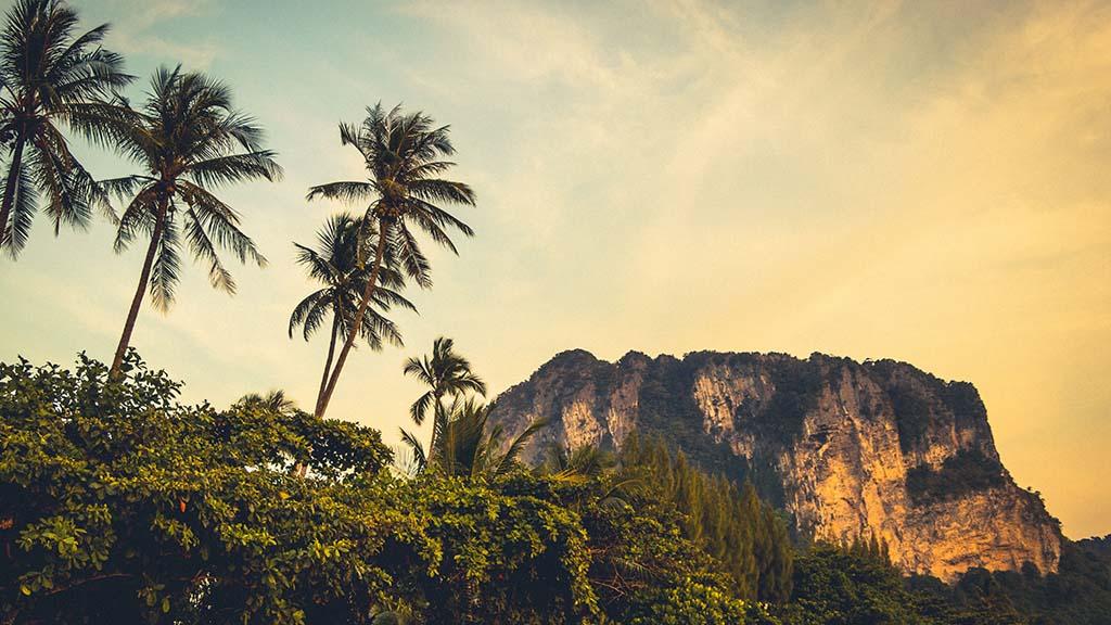 Thailand Berg