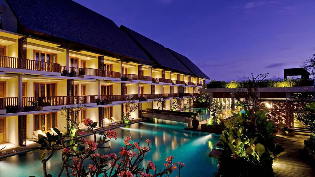 The HAVEN SUITES Bali Berawa - Fitness & Urlaub Bali - Fitnessreisen mit Reiseathleten