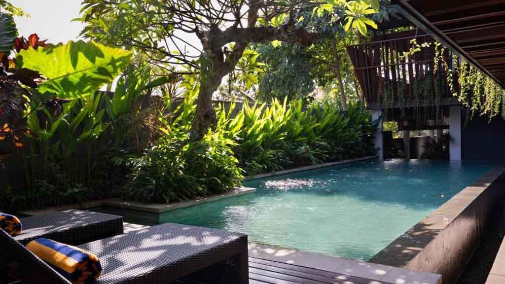 Kemilau Villa - Reiseathleten Fitnessurlaub auf Bali