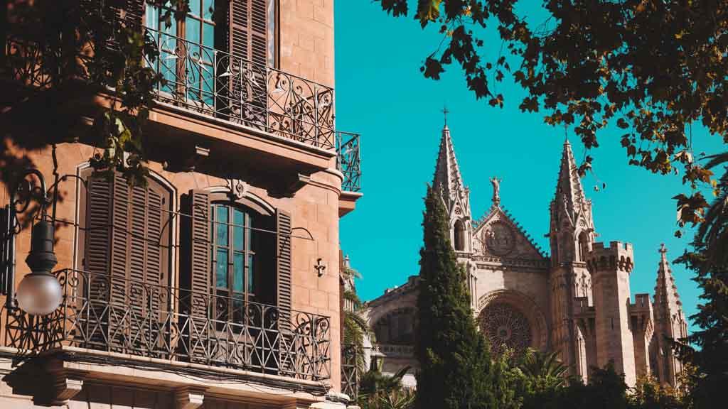 Mallorca - Mallorquinischer Baustil