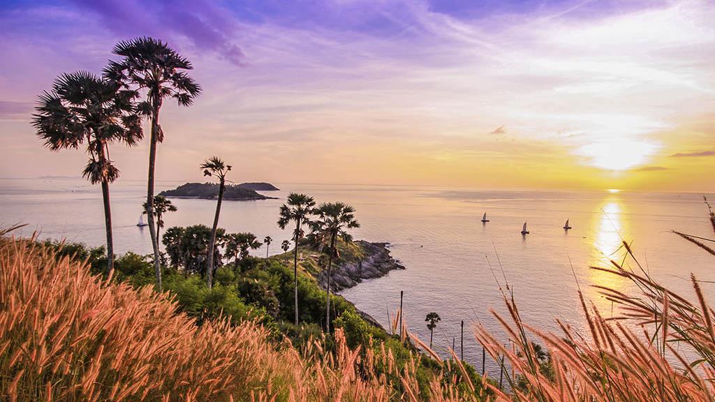 Phromthep Cape Phuket - Fitnessurlaub mit Reiseathleten in Phuket