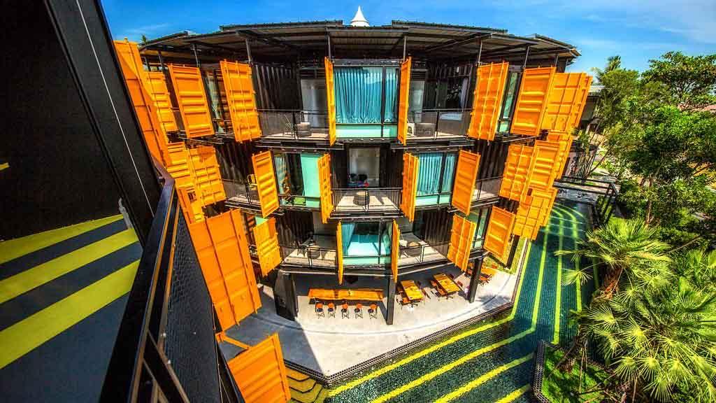 Tiger Muay Thai Beachside - Hivetel Hotel - Fitnessurlaub für Reiseathleten