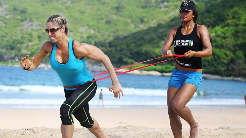 Tiger Muay Thai CrossFit Chalong Beach Workout - WOD Fitness Urlaub - Fitnessreisen mit Reiseathleten