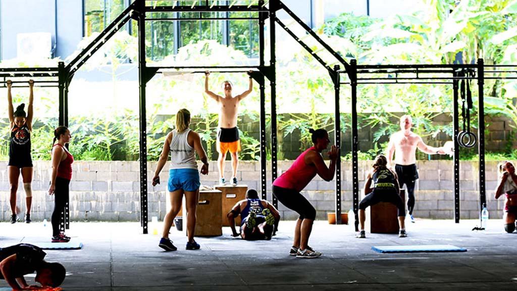 Tiger Muay Thai CrossFit Chalong Box - WOD Fitness Urlaub - Fitnessreisen mit Reiseathleten