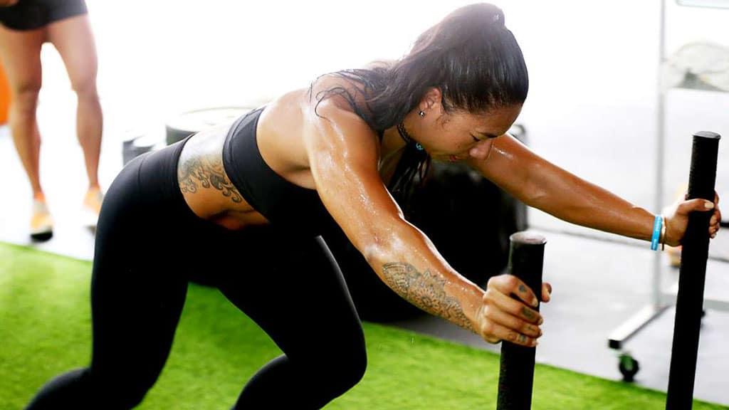Tiger Muay Thai CrossFit Chalong Class - WOD Fitness Urlaub - Fitnessreisen mit Reiseathleten