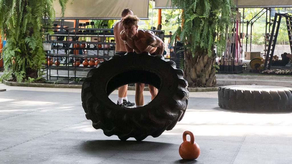Tiger Muay Thai CrossFit Chalong HIIT - WOD Fitness Urlaub - Fitnessreisen mit Reiseathleten