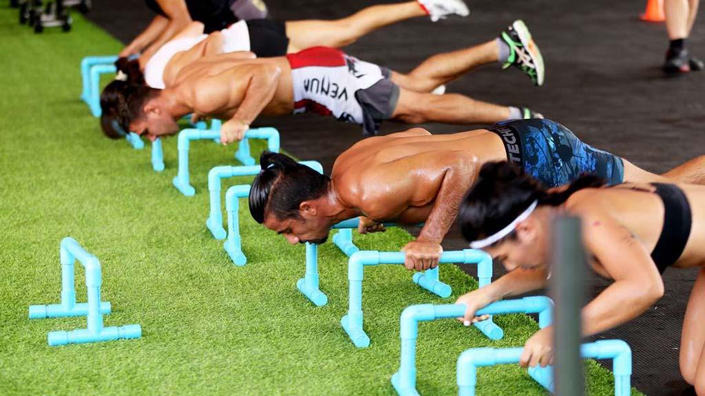Tiger Muay Thai CrossFit Chalong Training Urlaub - WOD Fitness Urlaub - Fitnessreisen mit Reiseathleten