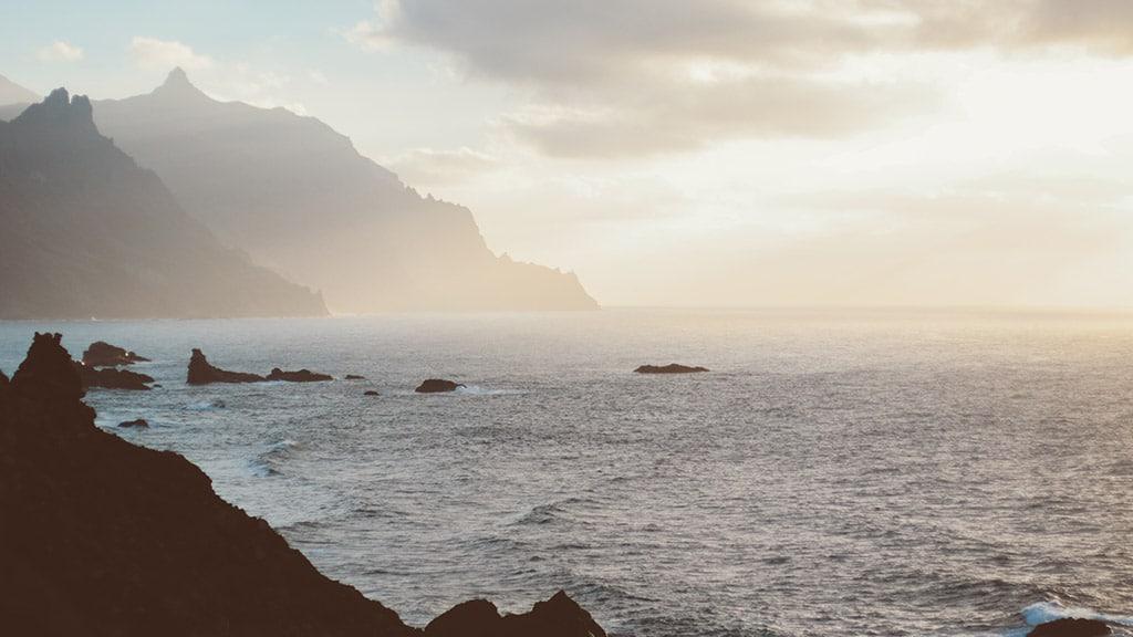 Küste von Teneriffa - CrossFit Survive Top Training & CrossFit 27 Urlaub - Fitnessurlaub Teneriffa - Fitnessreise mit Reiseathleten