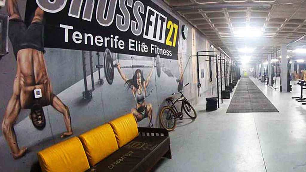 CrossFit27 Teneriffa Training - Fitness Urlaub auf Teneriffa - Fitnessreisen mit Reiseathleten