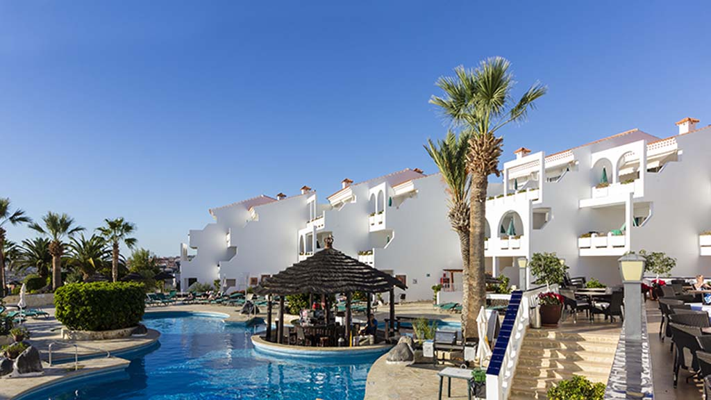Regency Torviscas Apartments- Hotel Teneriffa- Fitness Urlaub auf Teneriffa - Fitnessurlaub mit Reiseathleten