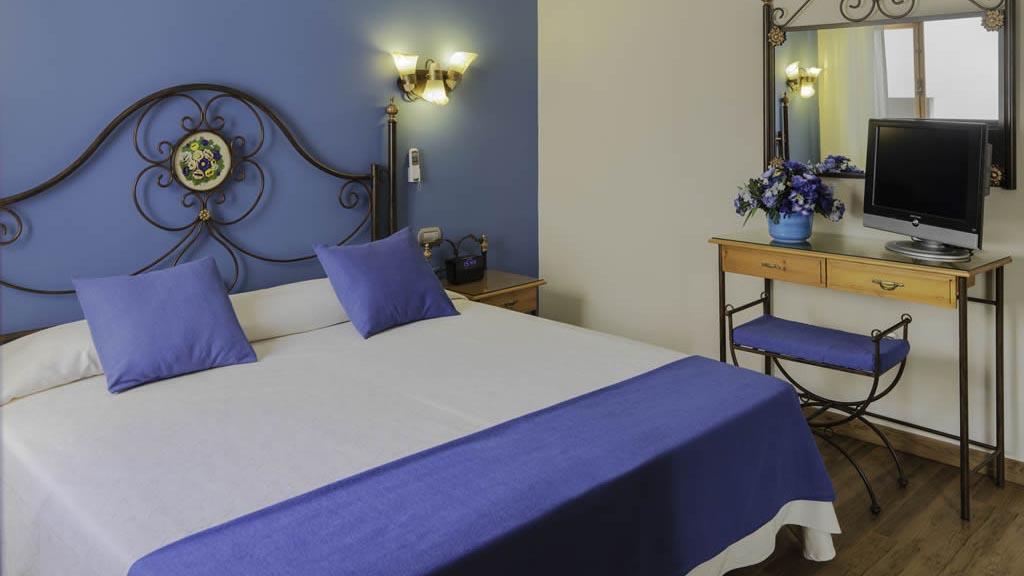 Regency Torviscas Apartments - Schlafzimmer - Fitness Urlaub auf Teneriffa - Fitness Urlaub mit Reiseathleten
