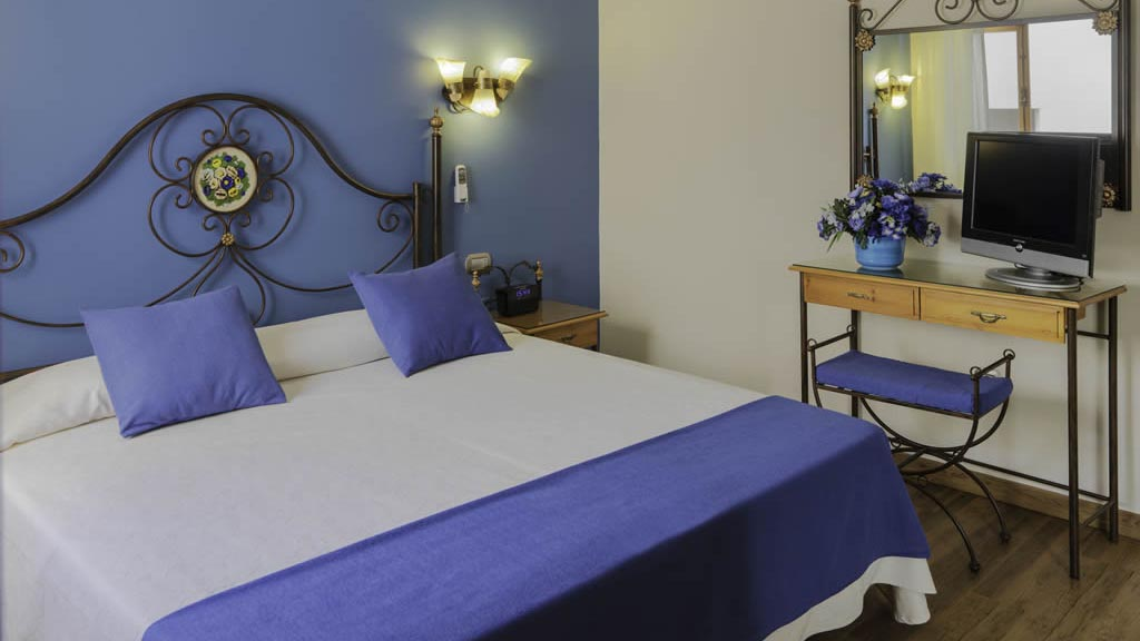 Regency Torviscas Apartments - Schlafzimmer - Cross Fitness Urlaub auf Teneriffa - Cross Fitness Urlaub mit Reiseathleten