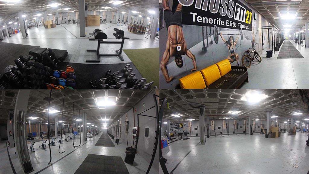 Crosstraining Teneriffa Boxing Fitness Kurs - Komune Resort & Beach Club auf Bali - Fitnessurlaub auf Teneriffa für Reiseathleten