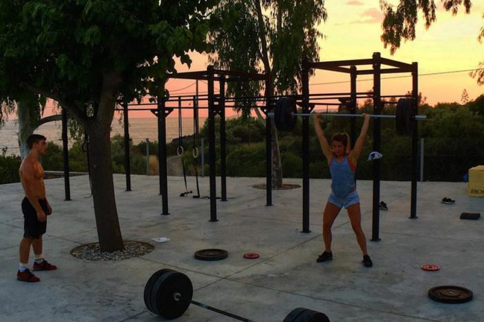 Outdoor CrossFit Unboxed & Fitnessurlaub Griechenland -Premium ab 4 Tage