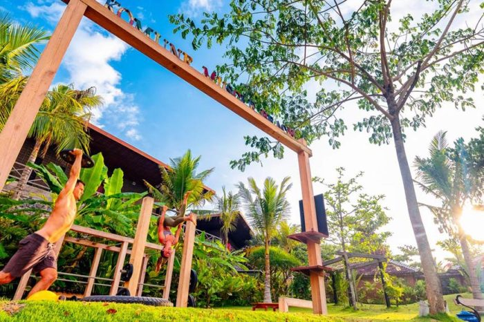 Fitness, Yoga & Wellness Retreat im Komune Resort & Beach Club auf Bali – Fitnessurlaub auf Bali