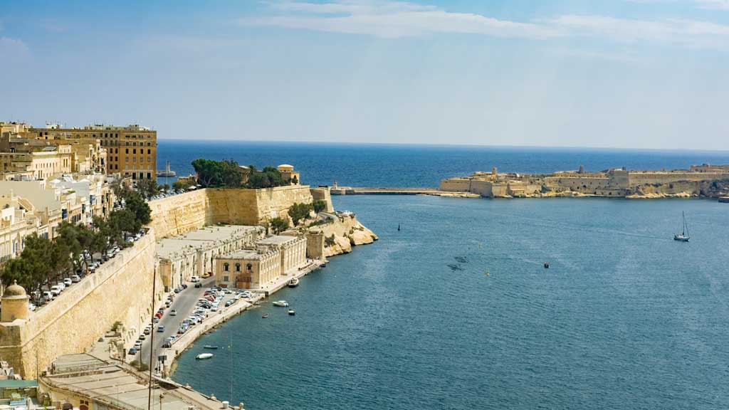 Malta - Fitnessurlaub auf Malta mit Reiseathleten