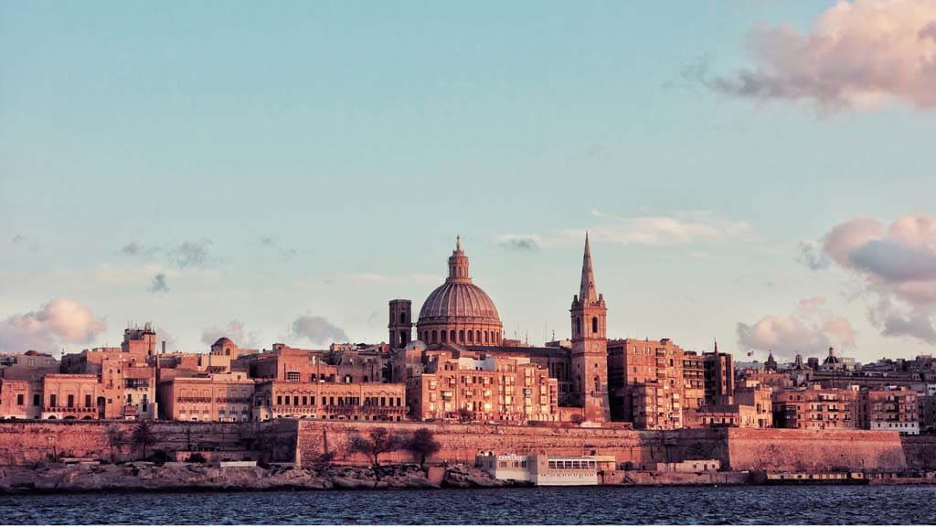 Malta - Fitnessurlaub auf Malta für Reiseathleten
