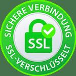 SSL Certificate - Sicher Zahlen bei Reiseathleten