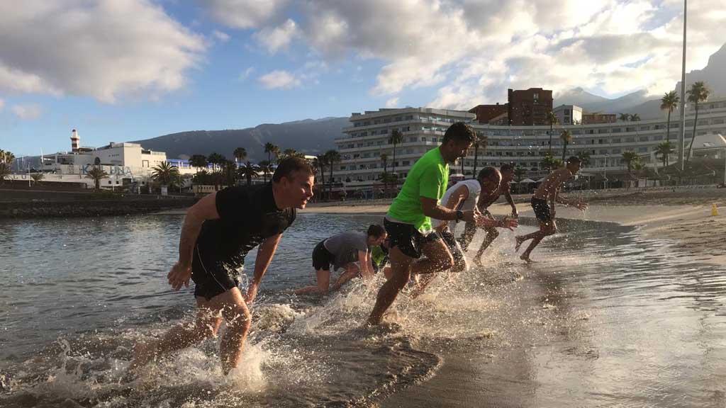Bootcamp Teneriffa - Fitnessurlaub Teneriffa - Fitnessurlaub für Reiseathleten