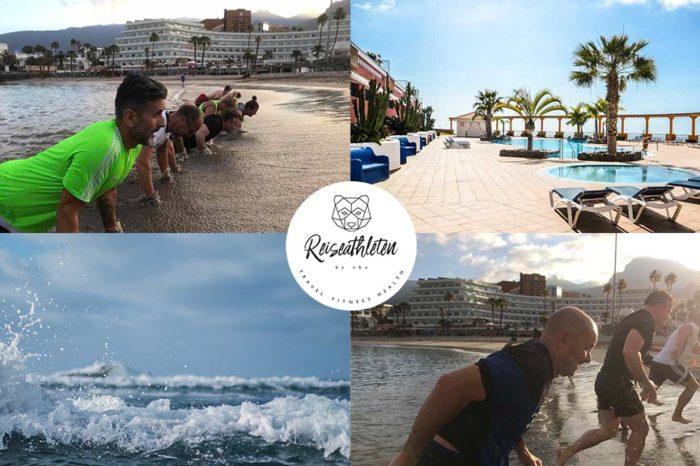 Steve Costers ganzheitliches Fitnessprogramm an der Costa Adeje – Fitnessurlaub auf Teneriffa (Spanien)