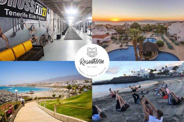 CrossFit 27 & Beach Bootcamp an der Costa Adeje – Fitness Pur- Fitnessurlaub Teneriffa (Spanien)