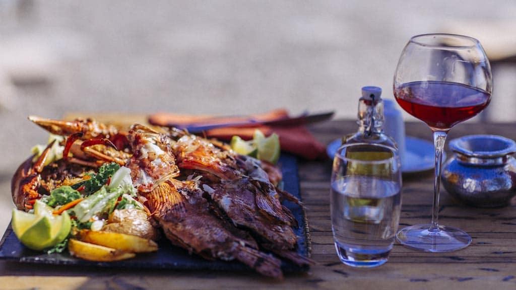 Gesundes Essen - Paradis Plage - Fitnessurlaub für Reiseathleten