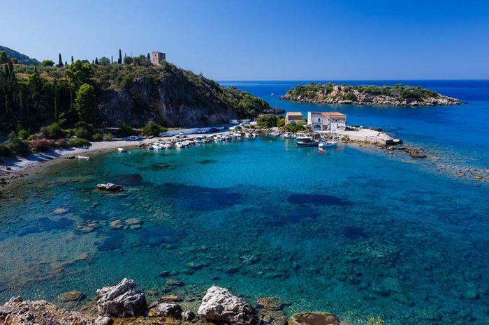 Yoga, Fitness und Wassersport in Griechenland – 21 Tage