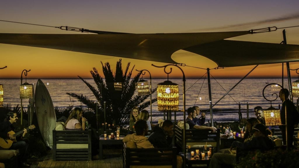 Lounge - Paradis Plage Surf Yoga & Spa Resort - Fitnessurlaub mit Reiseathleten