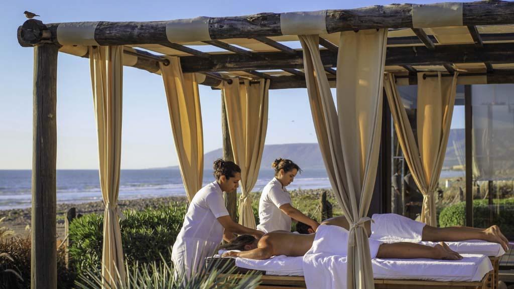 Massages im Paradis Plage - Fitnessurlaub für Reiseathleten