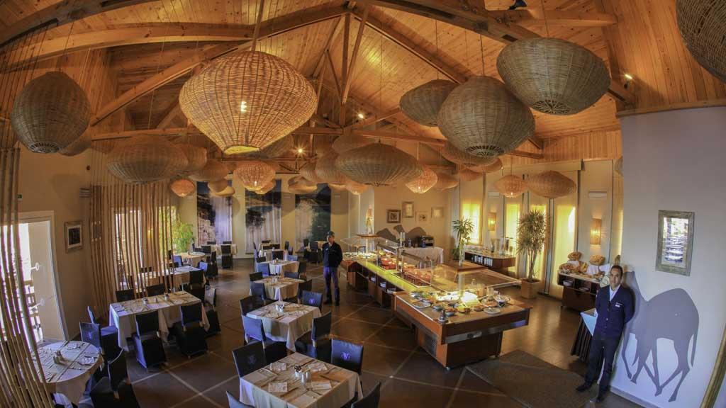 Ocean Restaurant - Paradis Plage Surf Yoga & Spa Resort - Fitnessurlaub mit Reiseathleten