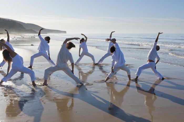 Yoga Urlaub für Reiseathleten im 5-Sterne Surf, Yoga & Spa Resort am Strand – Fitnessurlaub in Marokko