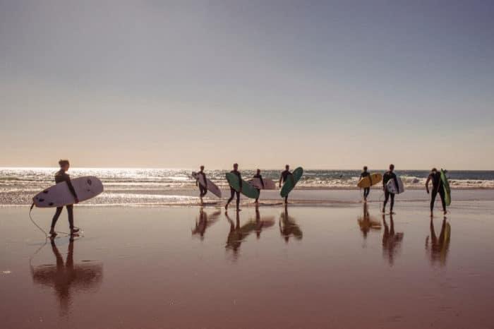 Yoga, Surfen, Fitness & Spa im 5-Sterne Resort in Taghazout – Fitnessurlaub in Marokko