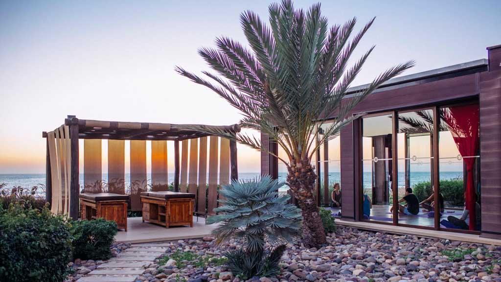 Yoga, Spa & Wellness - Paradis Plage Surf Yoga & Spa Resort - Fitnessurlaub mit Reiseathleten - Marokko Plage
