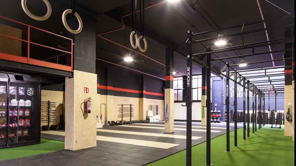 Deine CrossFit Box in Barcelona - CrossFit, HIIT, Outdoor Fitness & Beachworkouts - Fitnessurlaub Barcelona - Fitnessurlaub für Reiseathleten