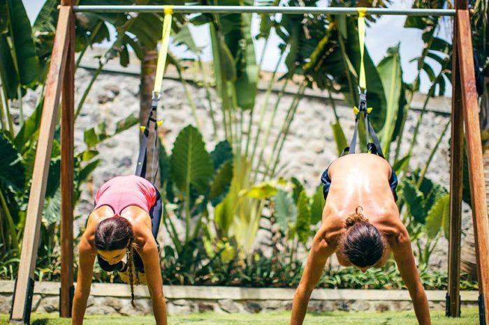 Individueller Fitness, Yoga & Wellness Urlaub im Komune Resort & Beach Club auf Bali – Fitnessurlaub auf Bali
