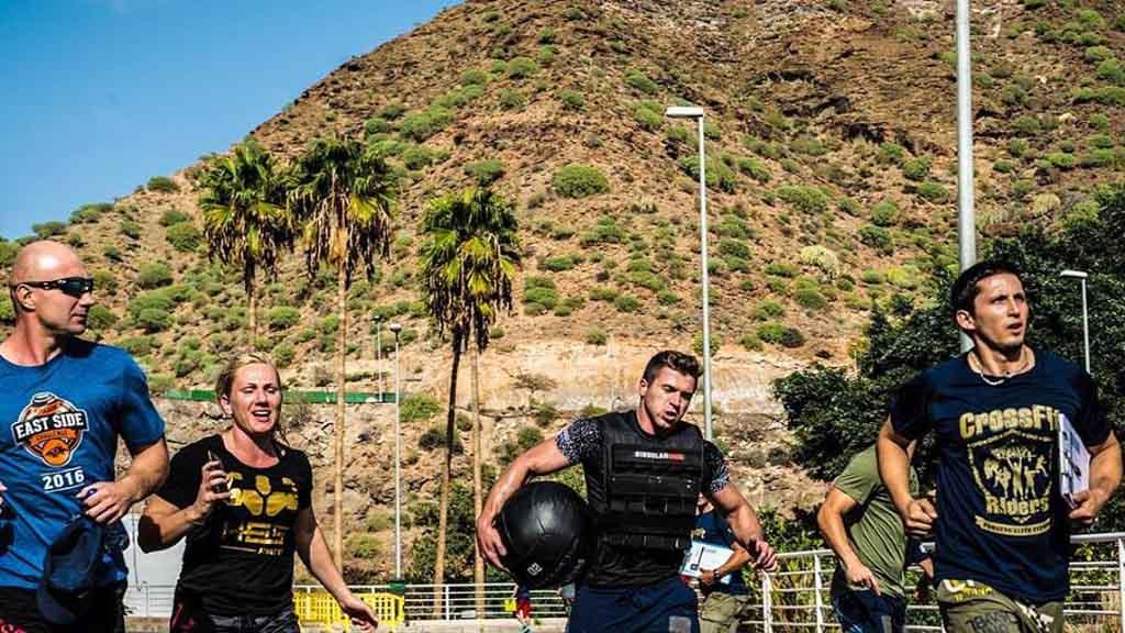 CrossFit Riders -CrossFit Urlaub Gran Canaria - Fitnessurlaub für Reiseathleten
