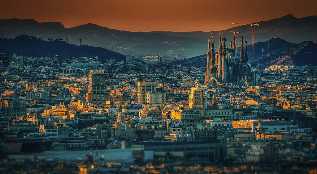 Fitnessurlaub Barcelona - Fitnessreisen mit Reiseathleten