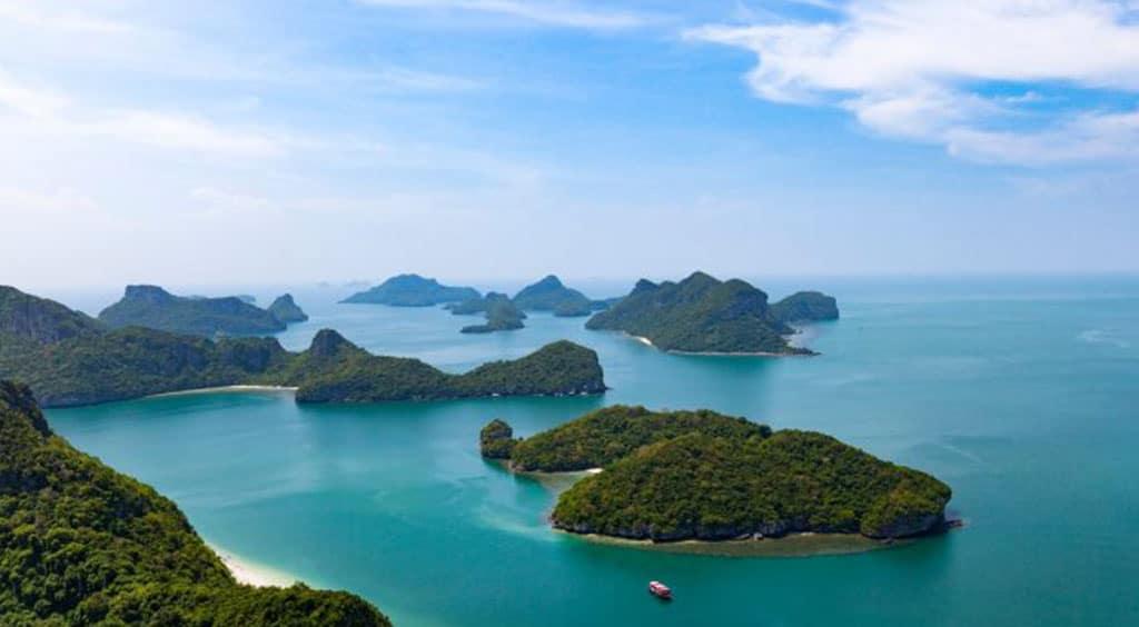 Fitnessurlaub Koh Samui - Fitnessreisen mit Reiseathleten