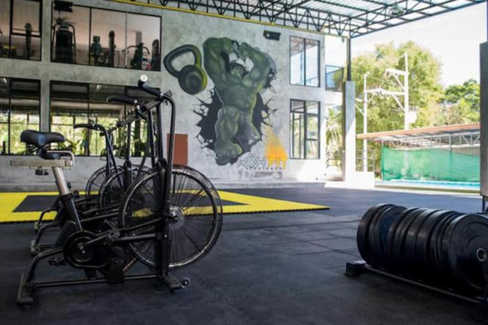 Totaler Fitness Urlaub auf Koh Samui – Fitnesscamp Koh Fit Thailand – 22 Tage