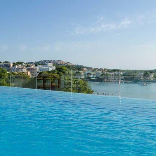 H10 - Infinity Pool mit Meerblick - Fitnessurlaub Mallorca - Fitnessreisen für Reiseathleten