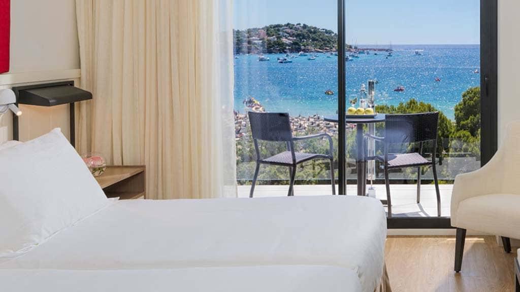 H10 - Zimmer mit Meerblick - Fitnessurlaub Mallorca - Fitnessreisen für Reiseathleten