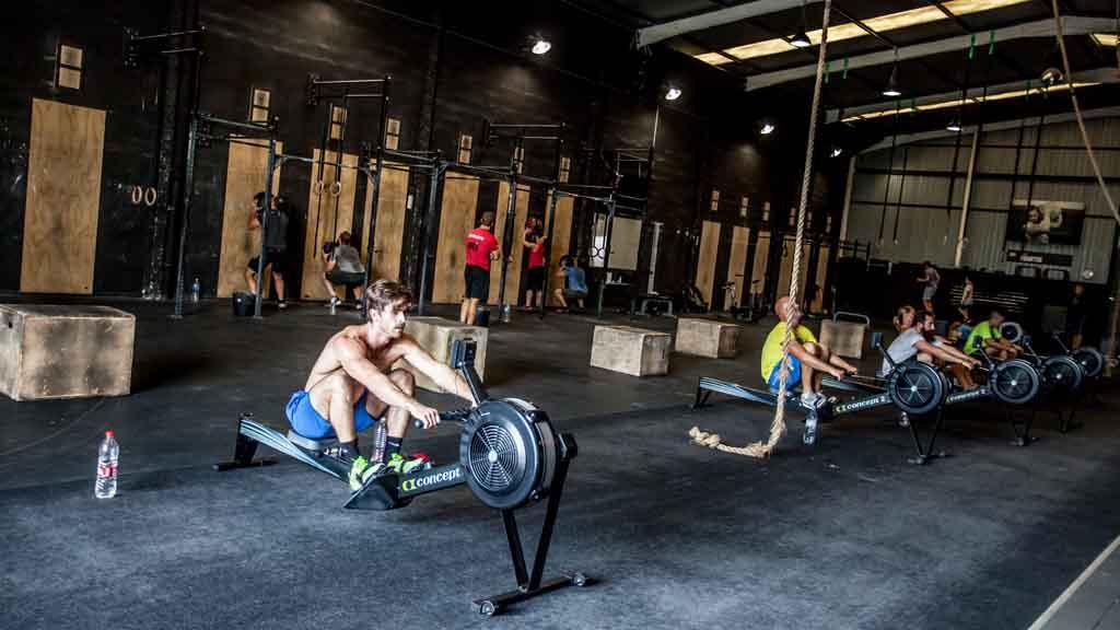 CrossFit Mallorca Box- Fitness WOD Urlaub - Fitnessreisen mit Reiseathleten