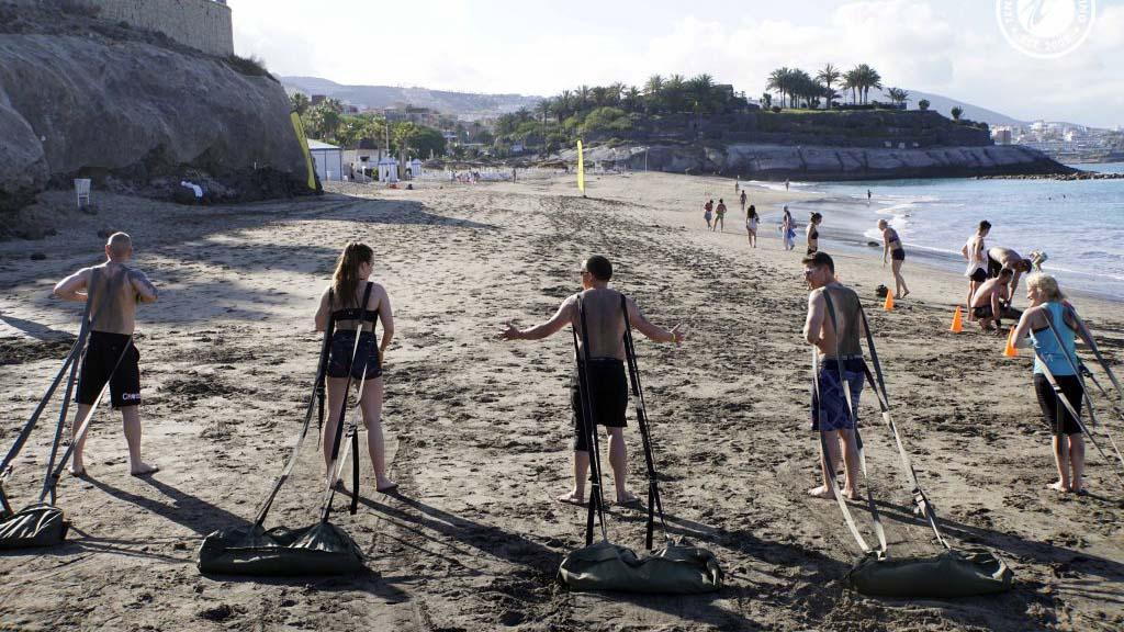 CrossFit Survive Top Training - Tenerife Top Training - Fitness Reise Teneriffa - Fitnessurlaub für Reiseathleten