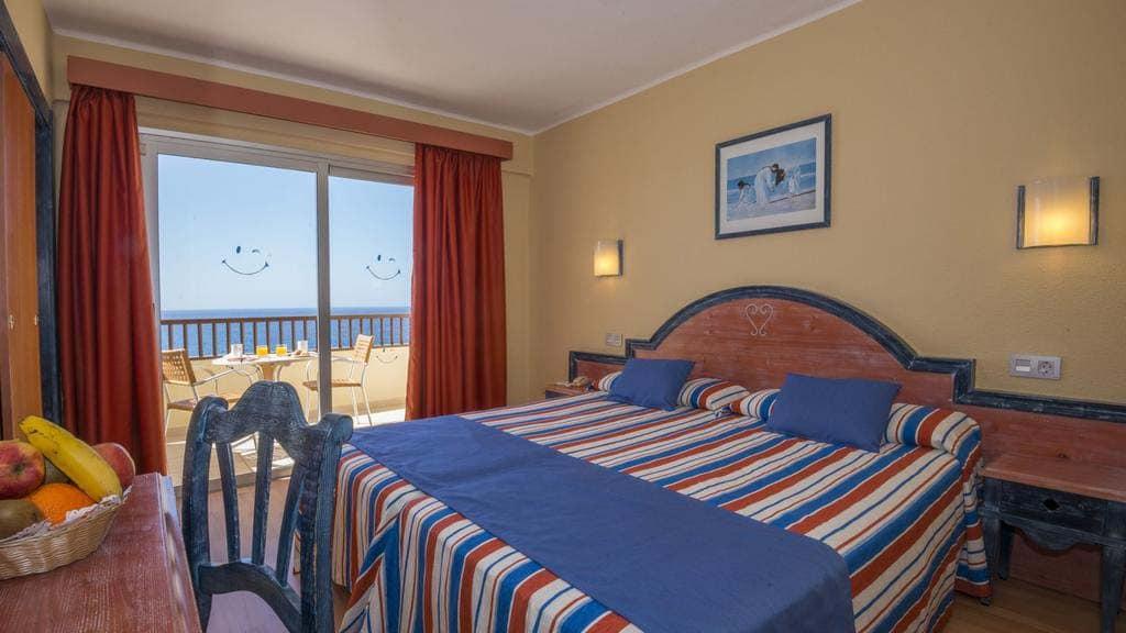 Hotel Hovima Jardin Caleta - Zimmer - Fitnessurlaub Teneriffa - Fitnessurlaub für Reiseathleten
